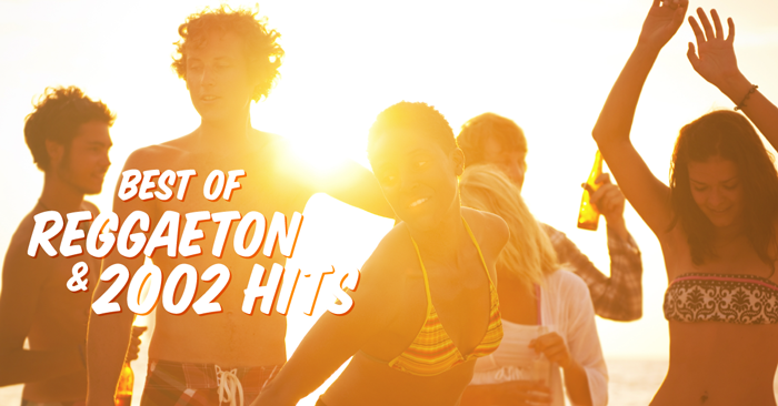 Best of Reggaeton V2 and Best of 2002 V2