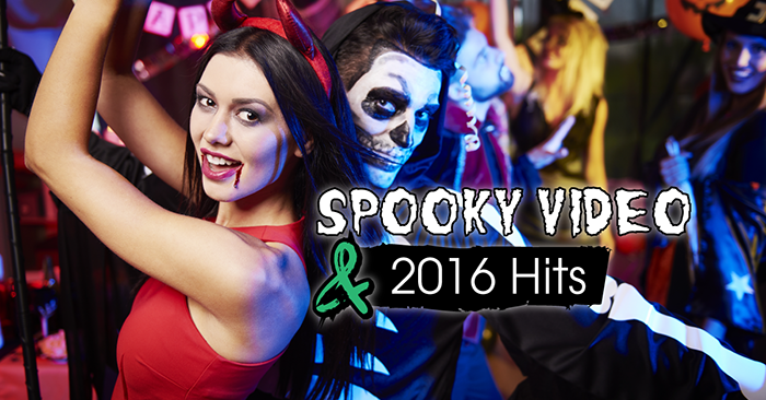 Spooky Video V2 & Best of 2016 V3