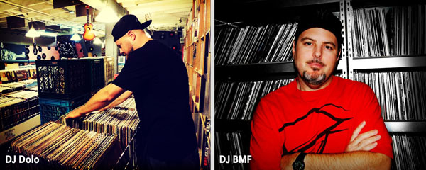 Central Florida's DJ Dolo and DJ BMF